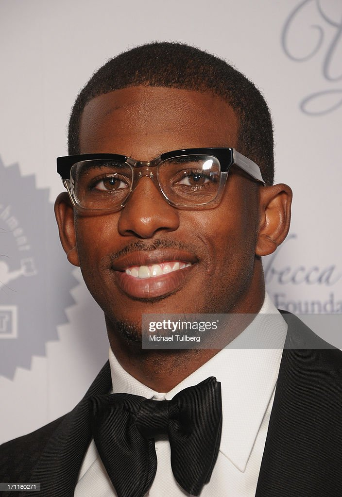 Los Angeles Clippers guard <a gi-track='captionPersonalityLinkClicked' href=/galleries/search?phrase=Chris+Paul&family=editorial&specificpeople=212762 ng-click='$event.stopPropagation()'>Chris Paul</a> attends the LA's Best 25th Anniversary Gala at The Beverly Hilton Hotel on June 22, 2013 in Beverly Hills, California.