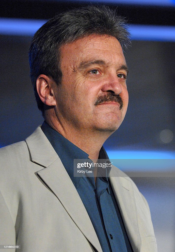 Los Angeles Dodger General Manager Ned Colletti at press conference to announce contract signings of <a gi-track='captionPersonalityLinkClicked' href=/galleries/search?phrase=Randy+Wolf&family=editorial&specificpeople=212783 ng-click='$event.stopPropagation()'>Randy Wolf</a> and <a gi-track='captionPersonalityLinkClicked' href=/galleries/search?phrase=Juan+Pierre&family=editorial&specificpeople=202961 ng-click='$event.stopPropagation()'>Juan Pierre</a> at Dodger Stadium in Los Angeles, Calif. on Wednesday, November 29, 2006.