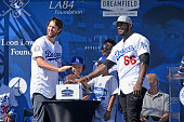 Los Angeles Dodgers Foundation 50th Dreamfield Grand...