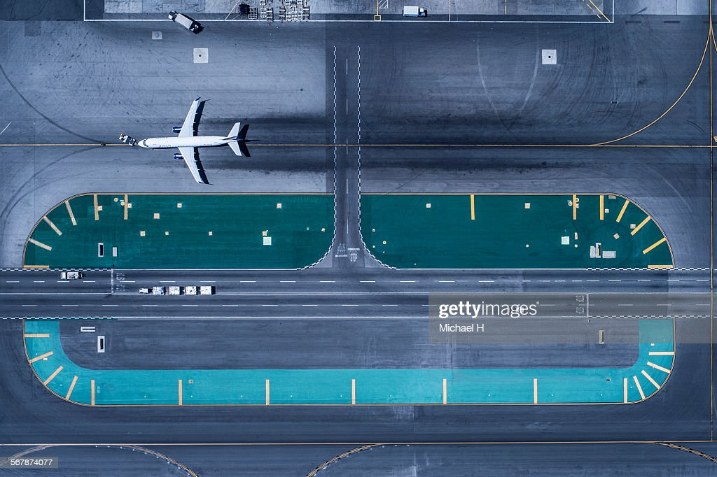 Los Angeles International Airport(LAX) : Stock Photo