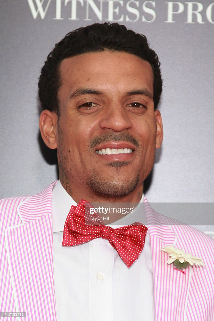 Los Angeles Lakers small forward <a gi-track='captionPersonalityLinkClicked' href=/galleries/search?phrase=Matt+Barnes+-+Basketspelare&family=editorial&specificpeople=202880 ng-click='$event.stopPropagation()'>Matt Barnes</a> attends 'Tyler Perry's Madea's Witness Protection' New York Premiere at AMC Lincoln Square Theater on June 25, 2012 in New York City.