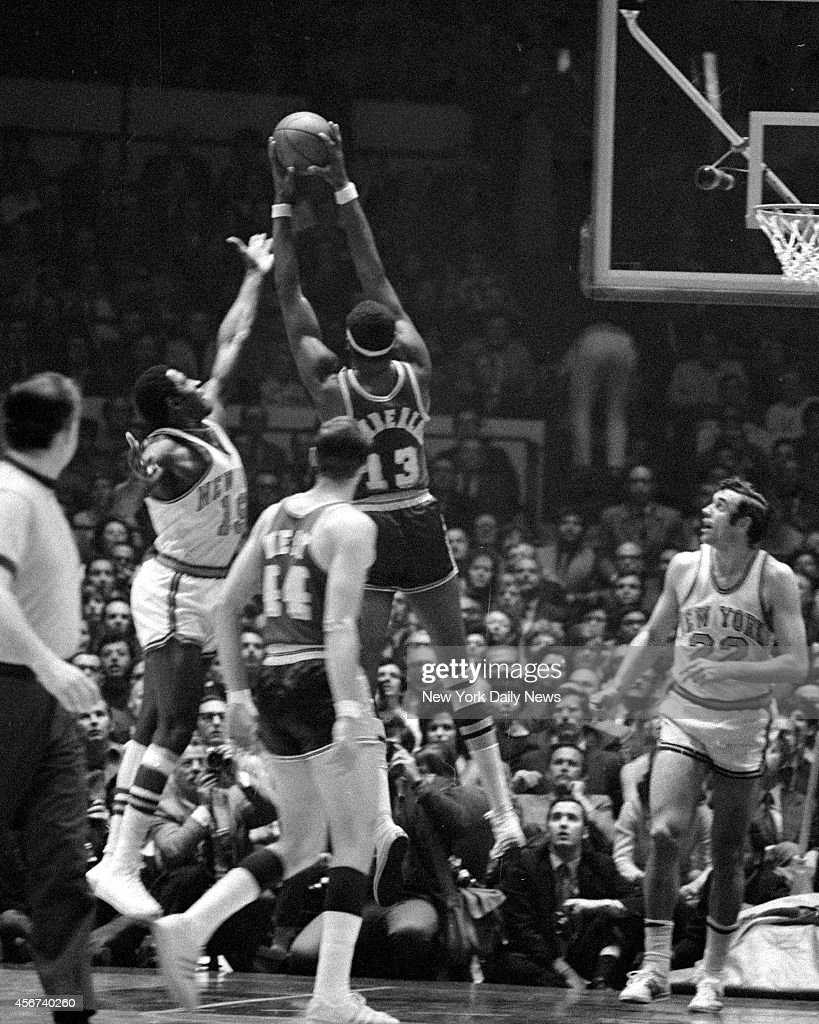 N Y Knicks Game 7 of the 1969 70 NBA Finals