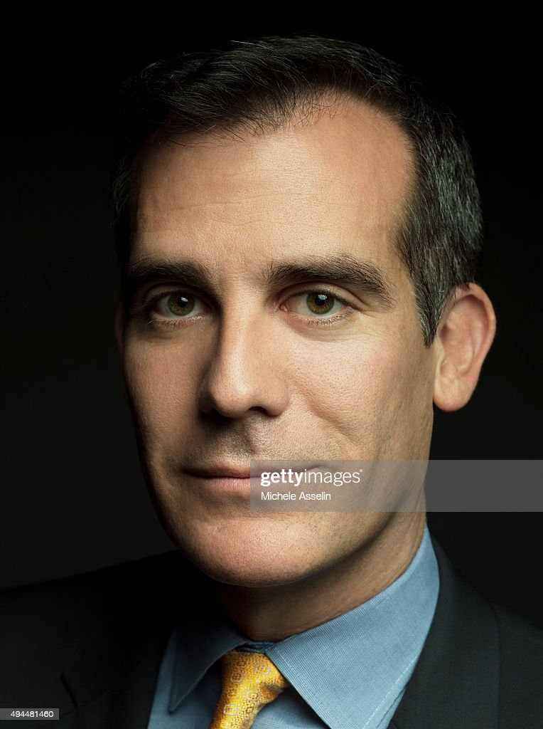 Los Angeles Mayor, <a gi-track='captionPersonalityLinkClicked' href=/galleries/search?phrase=Eric+Garcetti&family=editorial&specificpeople=635706 ng-click='$event.stopPropagation()'>Eric Garcetti</a> is photographed for Time Magazine on February 25, 2014 in Los Angeles, California.