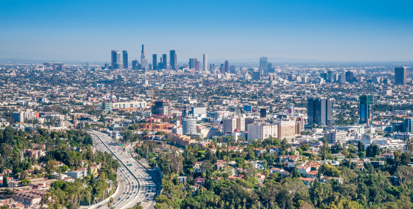 An overview of the los angeles politics