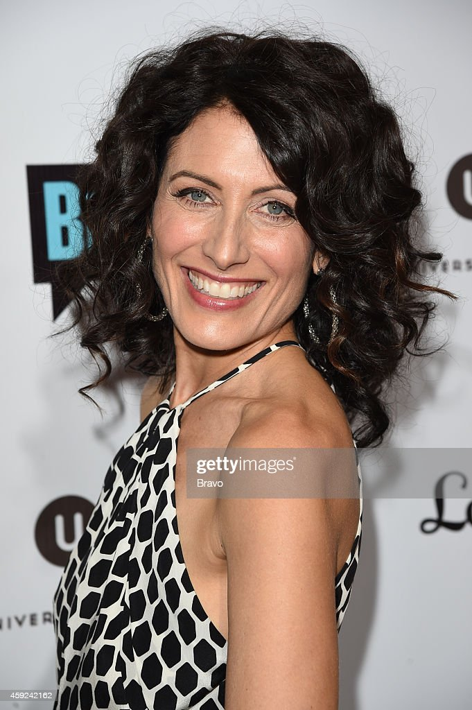 DIVORCE Los Angeles Premiere Party at 'Theater at The ACE Hotel' on Tuesday November 18 2014 Pictured Lisa Edelstein 'Girlfriends' Guide to Divorce'