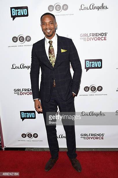 DIVORCE Los Angeles Premiere Party at 'Theater at The ACE Hotel' on Tuesday November 18 2014 Pictured J August Richards 'Girlfriends' Guide to...