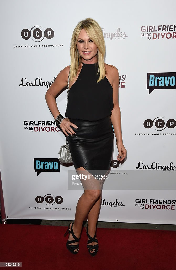 GIRLFRIENDS' GUIDE TO DIVORCE ? Los Angeles Premiere Party at 'Theater at The ACE Hotel' on Tuesday, November 18, 2014 -- Pictured: Tamra Judge, 'The Real Housewives of Orange County' --