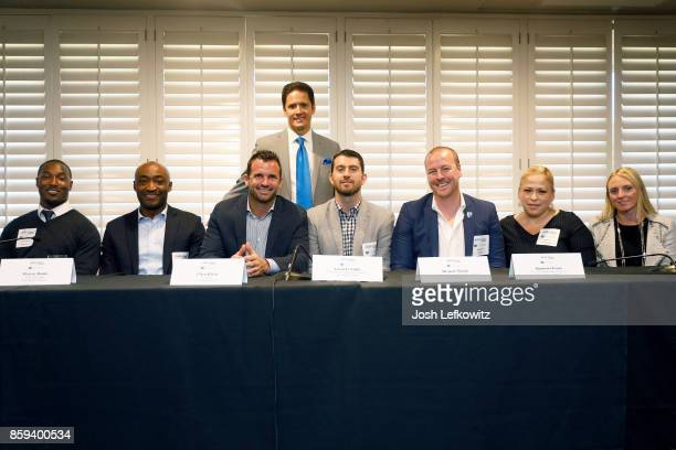 Los Angeles Rams Director of External Affairs and Community Relations Johnathan Franklin Los Angeles Clippers Associate General Counsel Marcus Banks...