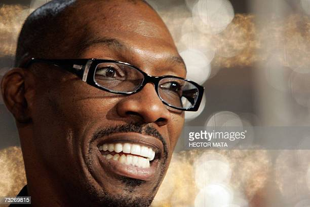 Eddie Murphy's brother Charles arrives for the premier of 'Norbit' 08 February 2007 in Los Angeles CA In 'Norbit' actor Eddie Murphy who also wrote...