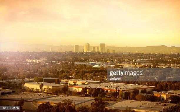 ロサンゼルスセンチュリーシティ、観劇産業カルバーシティエリア