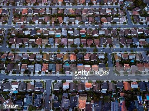 Los Angels, residential housing