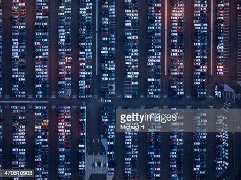 Los Angels,Parking lot