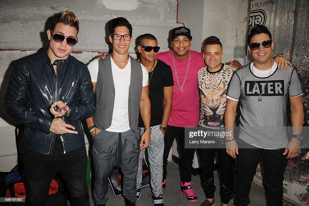 Los Fabulosos Cadillacs, Gente de Zona and Chino y Nacho meet and ...