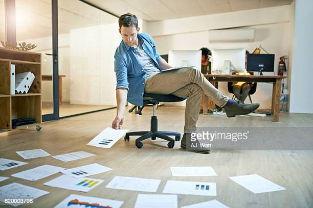 Lose the desk for a broader perspective