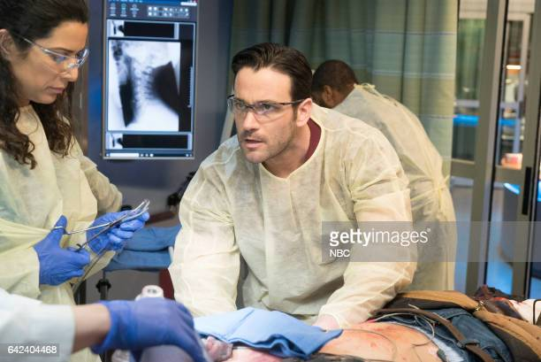 MED 'Lose Yourself' Episode 216 Pictured Colin Donnell as Connor Rhodes