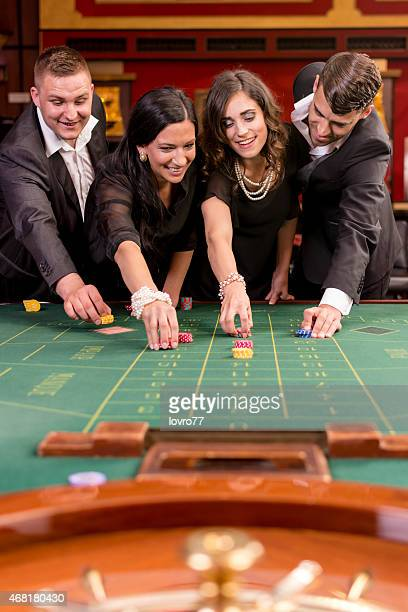 Losing money on roulette