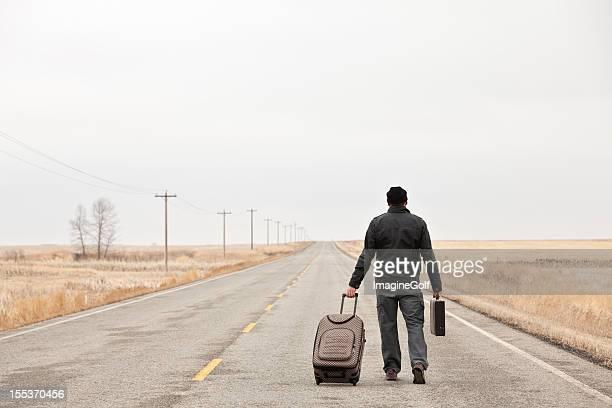 Lost Business Traveler