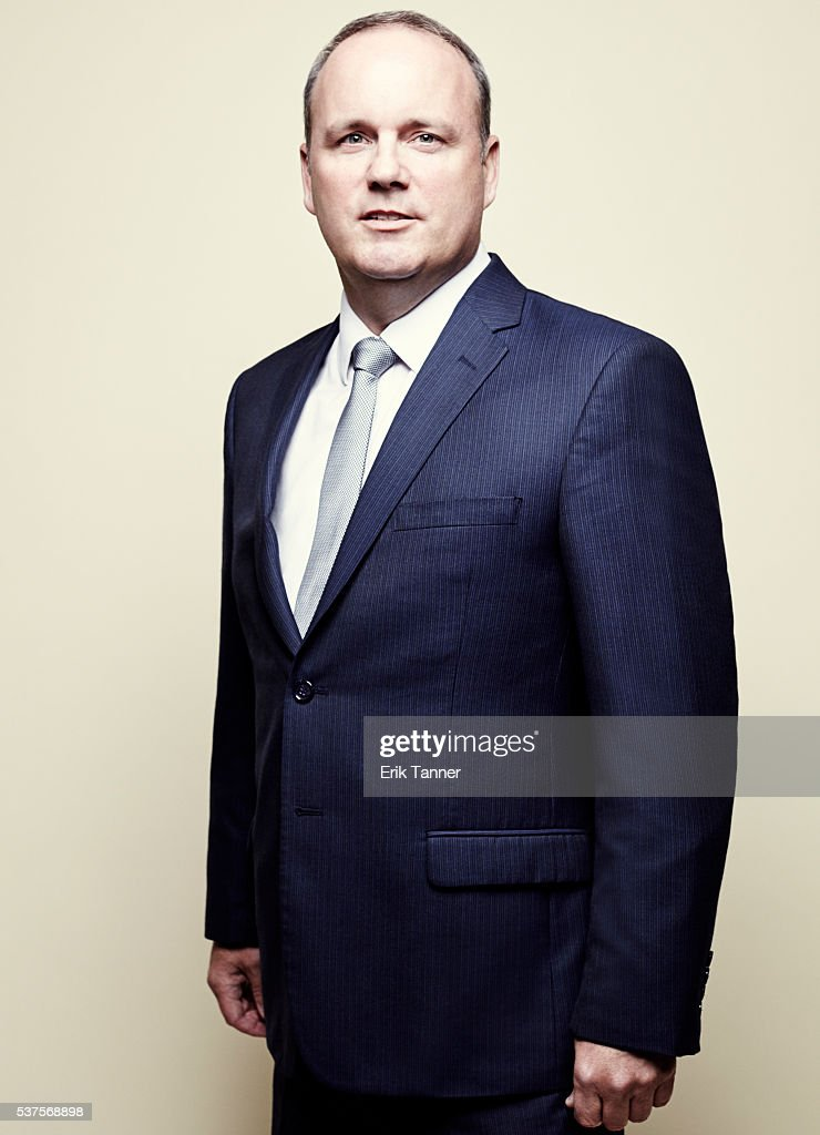 'Lost on the Line' chief investigative reporter Brendan Keefe poses for a portrait at the 75th Annual Peabody Awards Ceremony at Cipriani Wall Street...