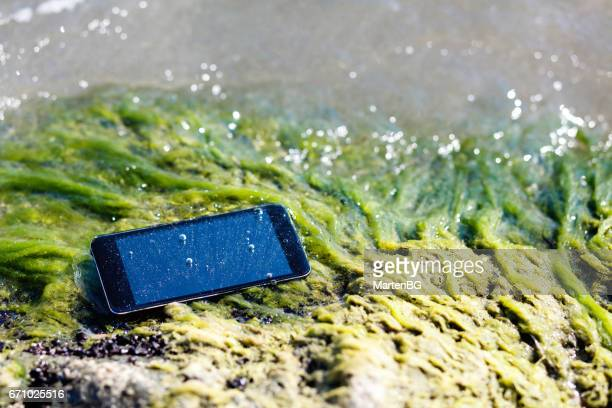 Lost Phone In The Sea
