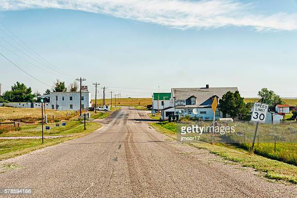 Lost Springs Wyoming Population Four
