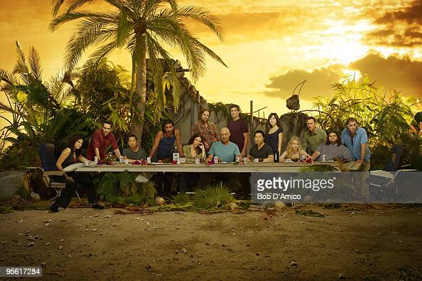 LOST 'Lost' stars Zuleikha Robinson as Ilana Nestor Carbonell as Richard Alpert Ken Leung as Miles Naveen Andrews as Sayid Evangeline Lilly as Kate...