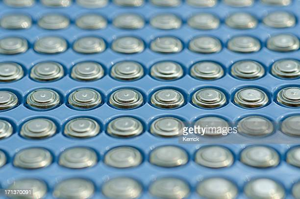 lot of button cells