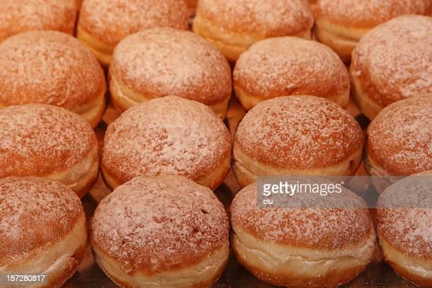 Lot of doughnuts