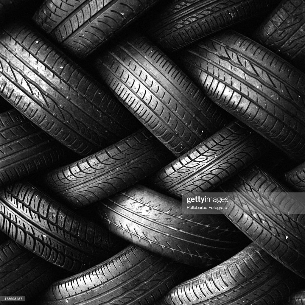 lot of tyres