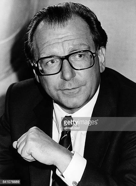 Lothar Späth *Politiker CDU D 1983