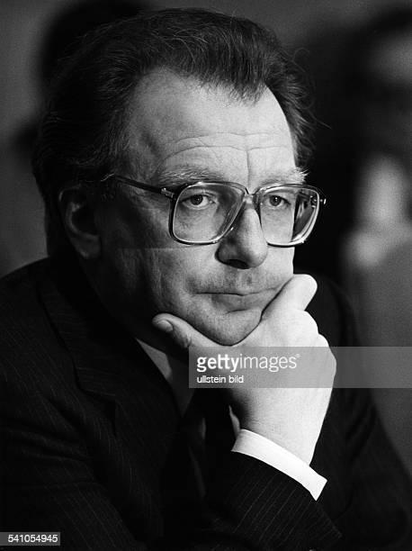 Lothar Späth *Politiker CDU D 1984