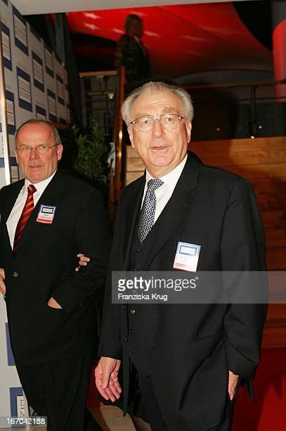 Lothar Späth Bei Der Verleihung Des 'Deutschen Medienpreis 2005' Im Kongresshaus Baden Baden Am 130205