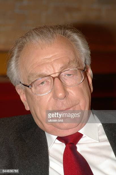 Lothar Späth Politiker CDU D