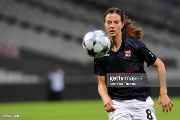 Lotta SCHELIN Lyon / Masinac Ligue des Champions feminine