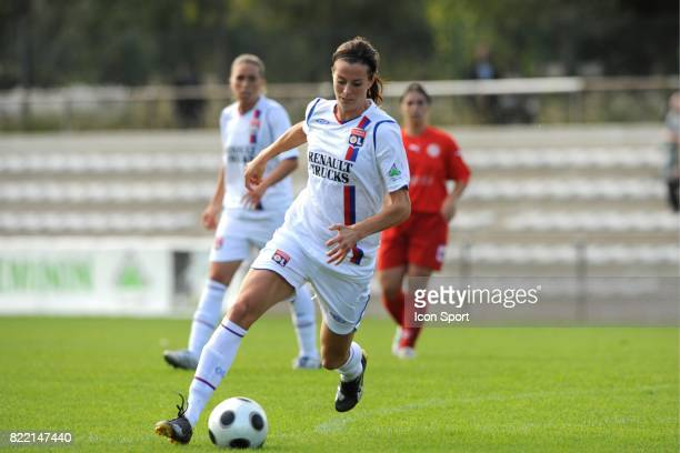 Lotta SCHELIN Lyon / Vendenheim 4eme journee de 1er Division feminine