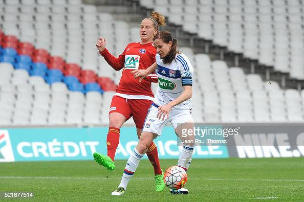 lyon v rodez french cup photos and images getty images. Black Bedroom Furniture Sets. Home Design Ideas