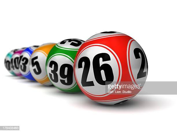 Lottokugel