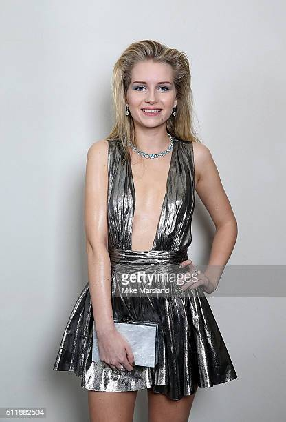 Lottie Moss attends The Elle Style Awards 2016 on February 23 2016 in London England