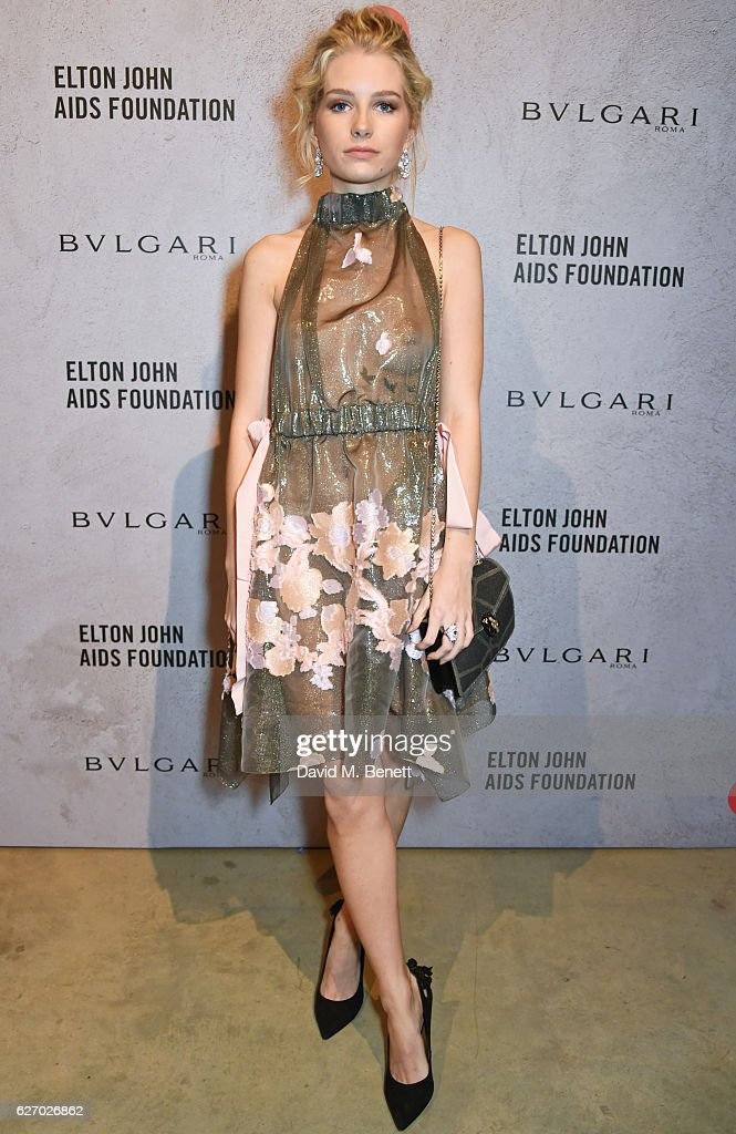 """""""The Radical Eye"""" Exhibition - Dinner & Private View In Support Of The Elton John Aids Foundation"""