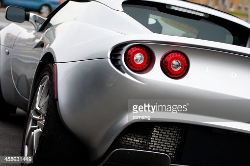 Lotus Elise Rear View