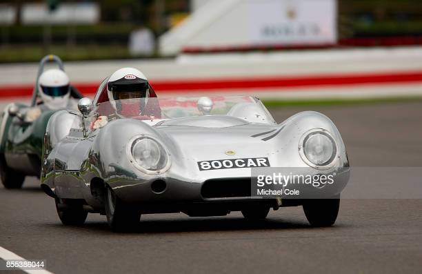 LotusClimax 11 in the Madgwick Cup at Goodwood on September 8th 2017 in Chichester England