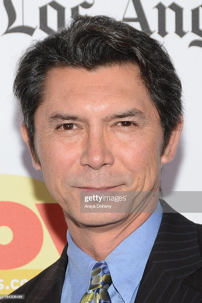 <a gi-track='captionPersonalityLinkClicked' href=/galleries/search?phrase=Lou+Diamond+Phillips&family=editorial&specificpeople=214756 ng-click='$event.stopPropagation()'>Lou Diamond Phillips</a> attends the 2013 Latinos de Hoy Awards at Los Angeles Times' Chandler Auditorium on October 12, 2013 in Los Angeles, California.