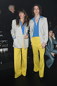 Gucci - Front Row - Milan Fashion Week Fall/Winter...
