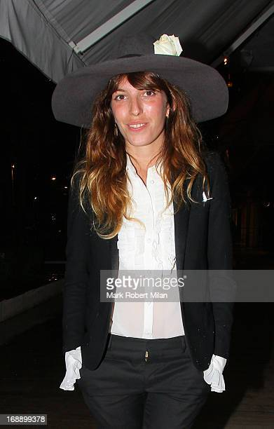 Lou Doillon The 66th Annual Cannes Film Festival on May 16 2013 in Cannes France