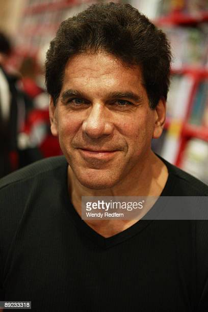 Lou Ferrigno attends ComicCon 2009 Day 1 on July 23 2009 in San Diego California