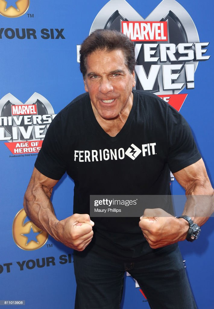 Marvel Universe Live! Age Of Heroes World Premiere - Arrivals