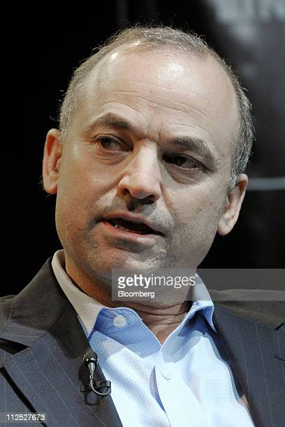 Lou Kerner managing director of private shares group for Wedbush Securities Inc speaks at Bloomberg Link Empowered Entrepreneur Summit in New York US...