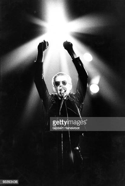 Lou Reed performs live on stage at Concertgebouw Amsterdam Holland on May 19 1974