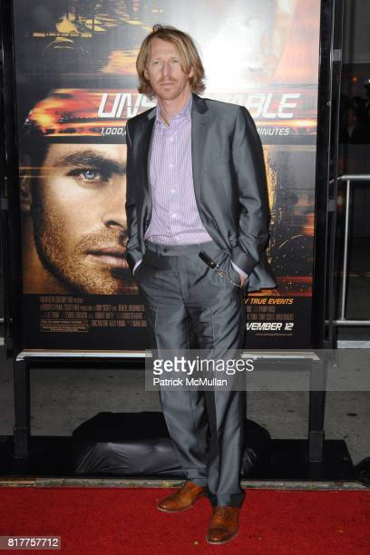 Lou Temple attends UNSTOPPABLE World Premiere at Regency Village Theatre on October 26 2010 in Westwood California