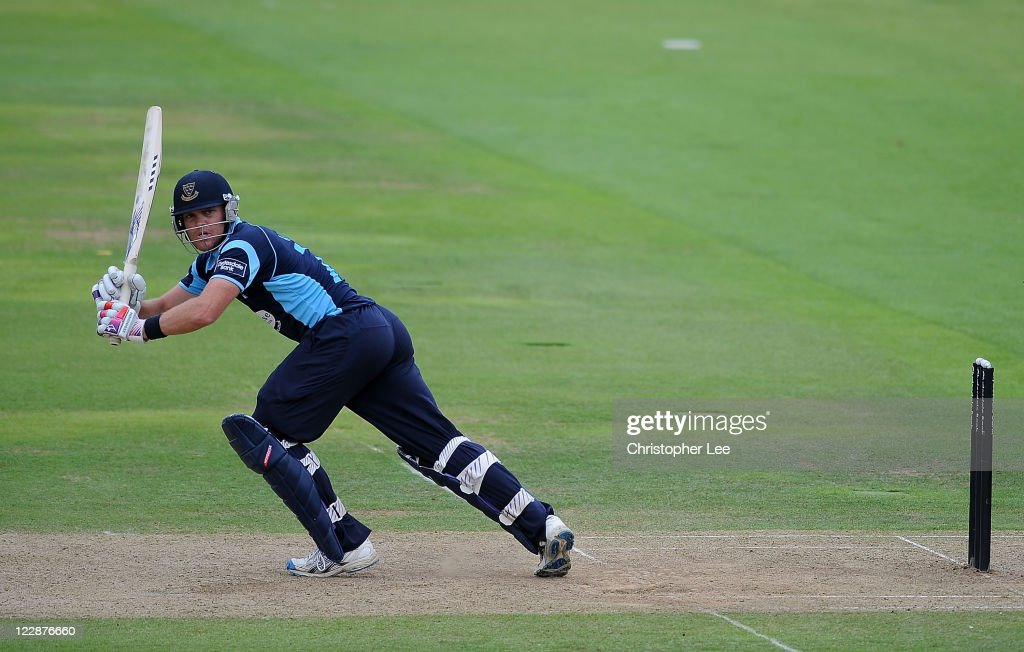 Middlesex v Sussex - Clydesdale Bank 40