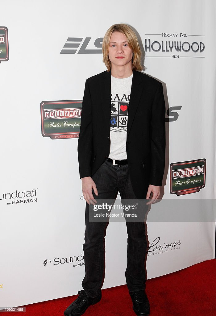 Lou Wegner attends an event honoring Carol Burnett with The First Annual 'Carol Burnett Honor Of Distinction Award' at the El Capitan Theatre on January 10, 2013 in Hollywood, California.